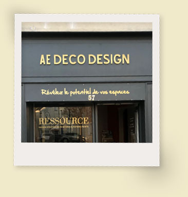showroom ae deco design