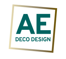 logo AE DECO DESIGN